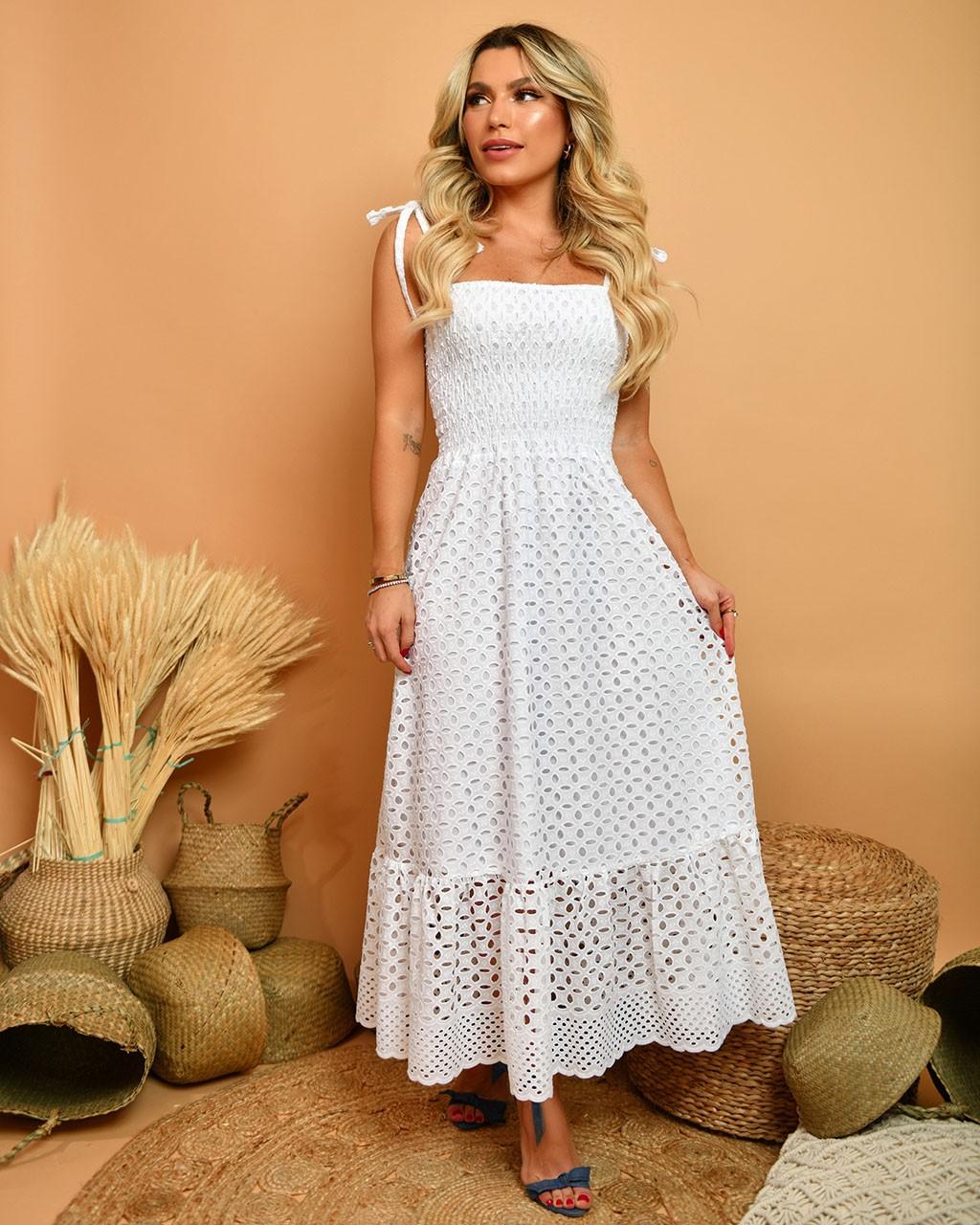Vestido Eloá