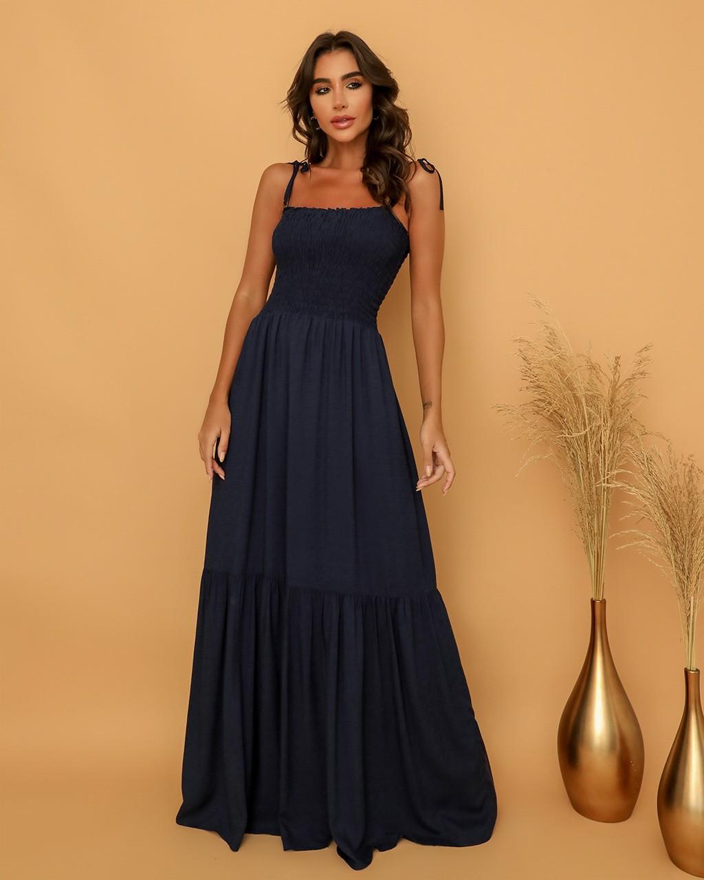 Vestido Emanuela  - Empório NM