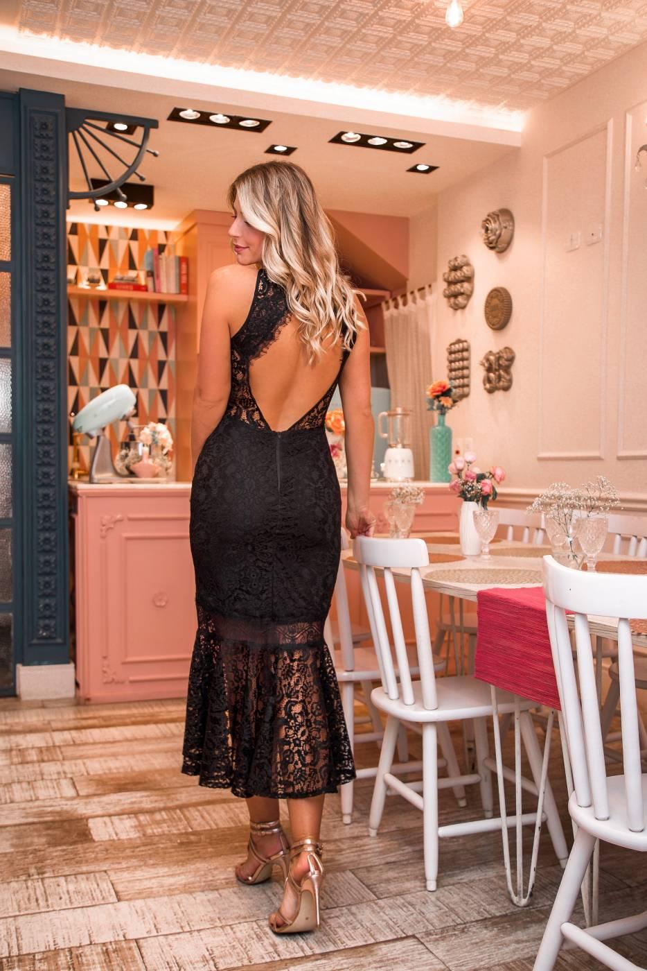 Vestido Estela  - Empório NM