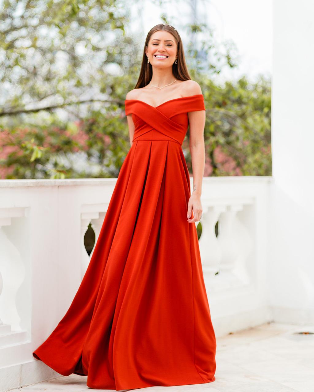 Vestido Fabiana  - Empório NM