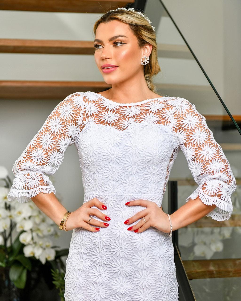 Vestido Fabianne  - Empório NM