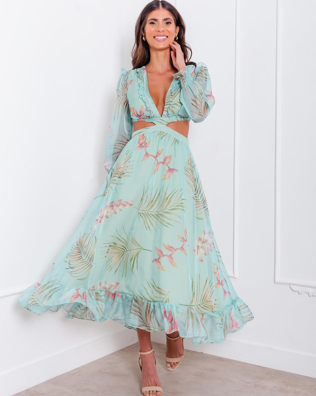 Vestido Fabiola  - Empório NM