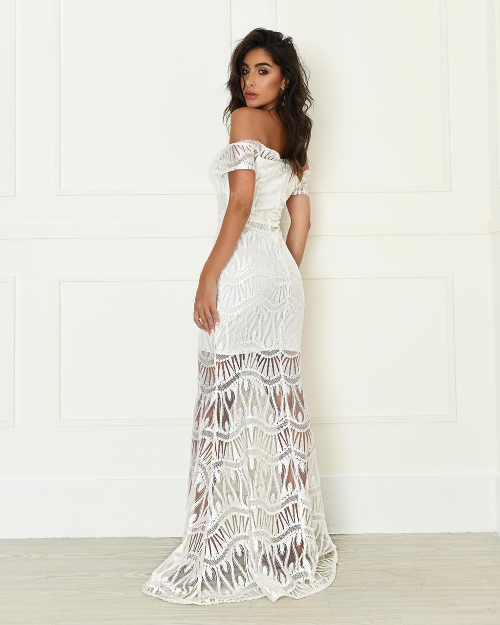 Vestido Fabricia  - Empório NM