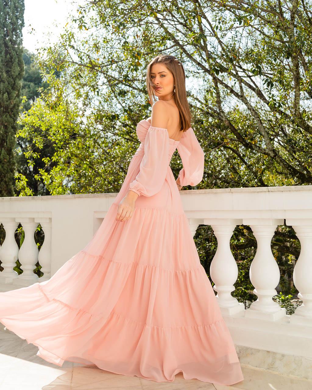 Vestido Flavia