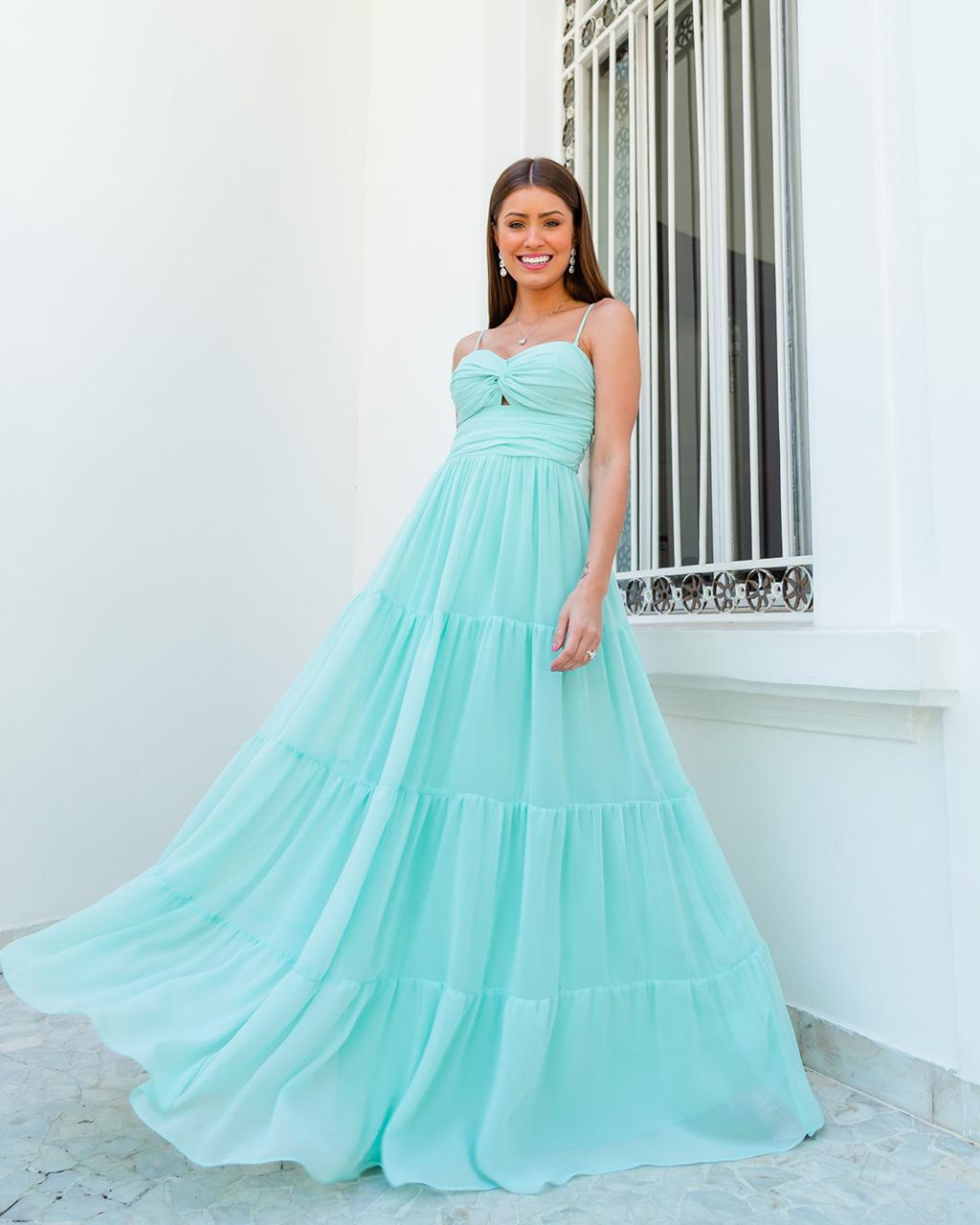 Vestido Flavia  - Empório NM