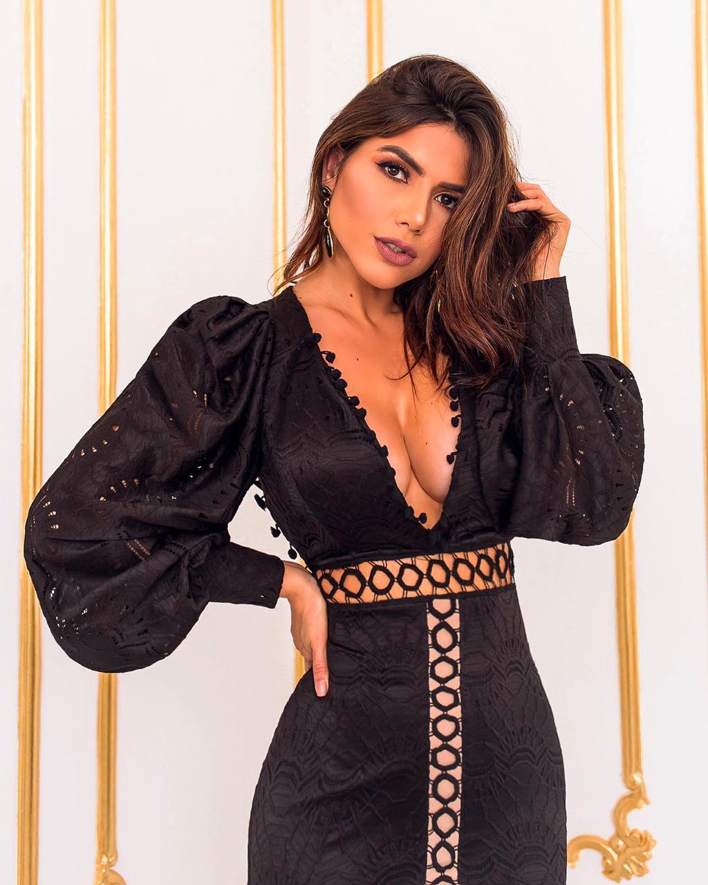 Vestido Glaucia  - Empório NM