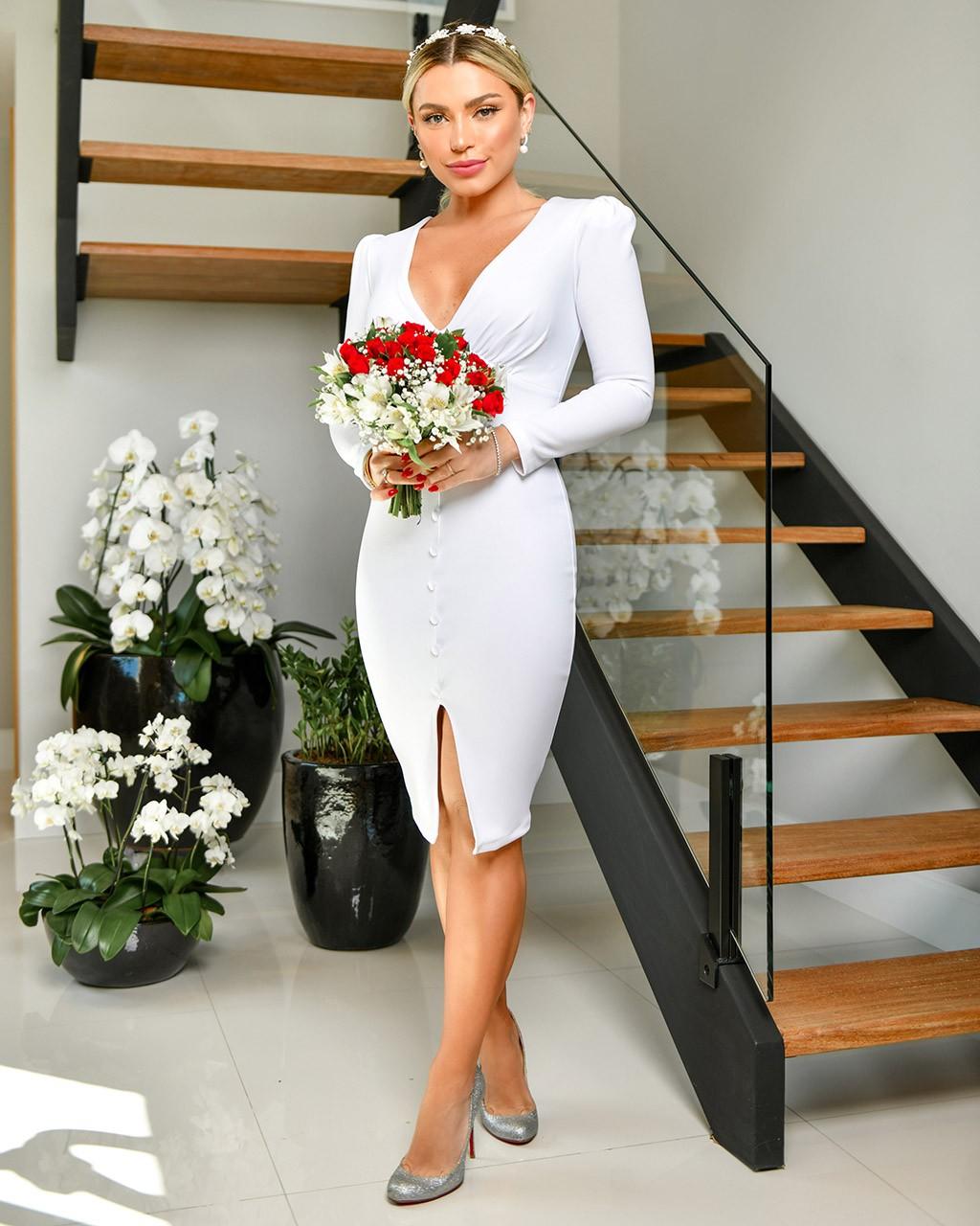 Vestido Glenda  - Empório NM