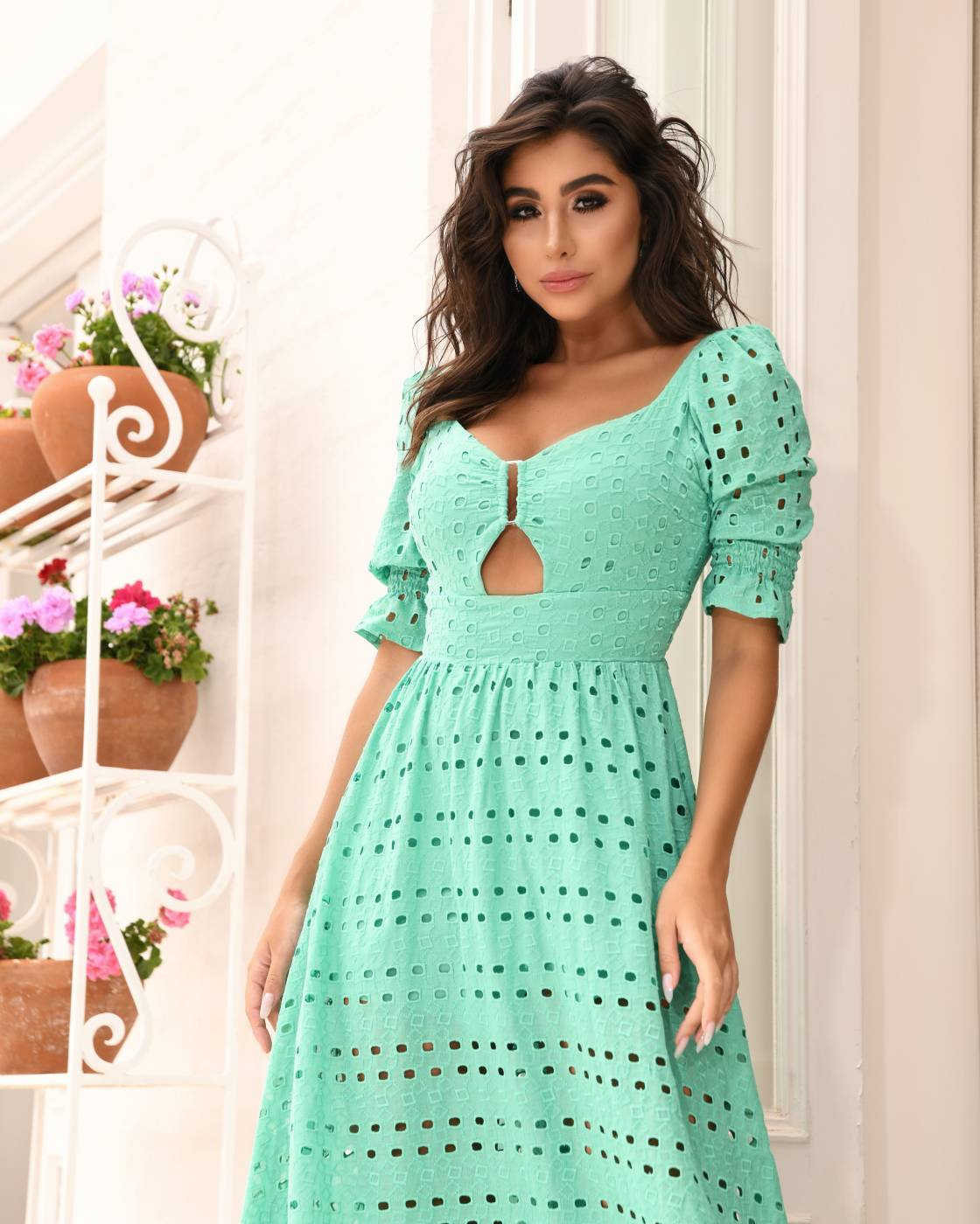 Vestido Ilza