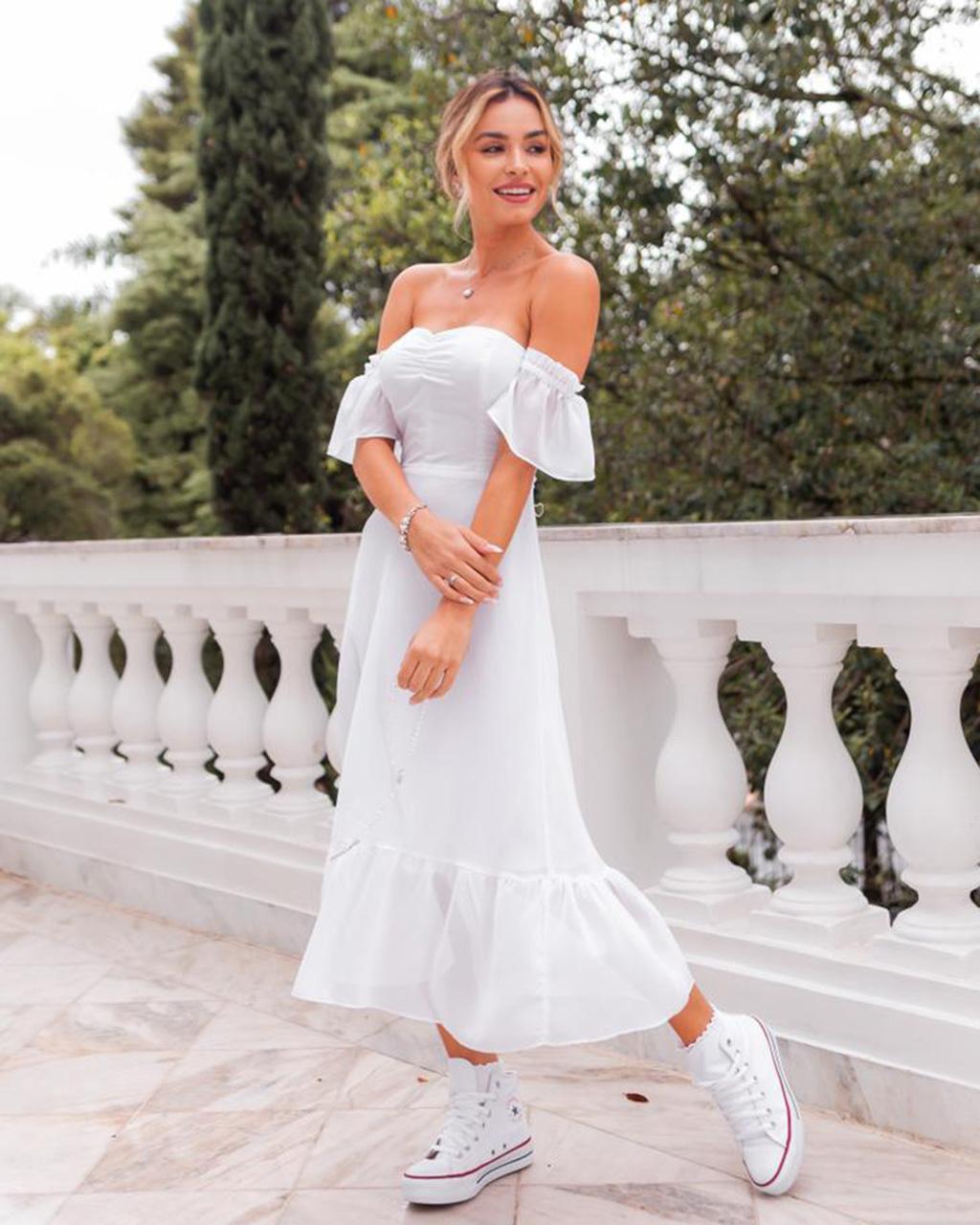 Vestido Jamile  - Empório NM
