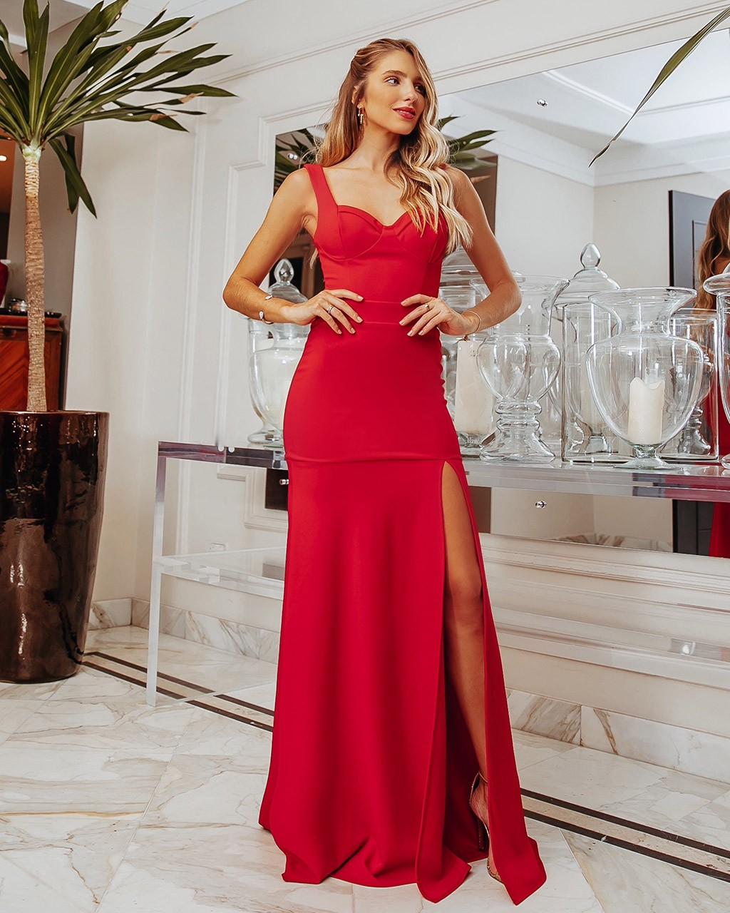 Vestido Janete  - Empório NM