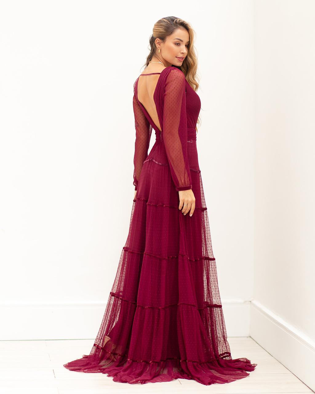 Vestido Joana  - Empório NM