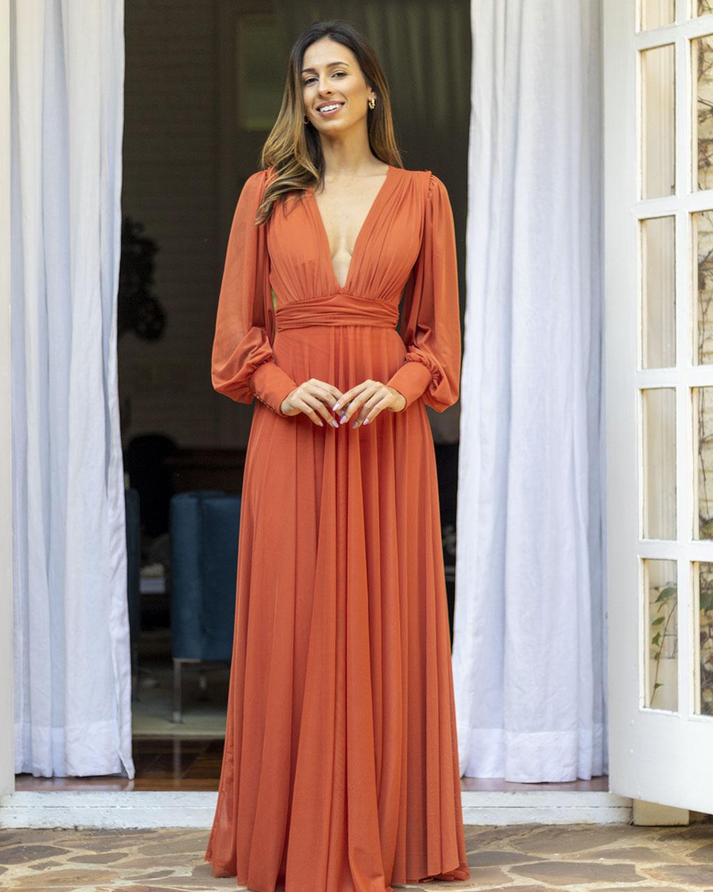 Vestido Karol