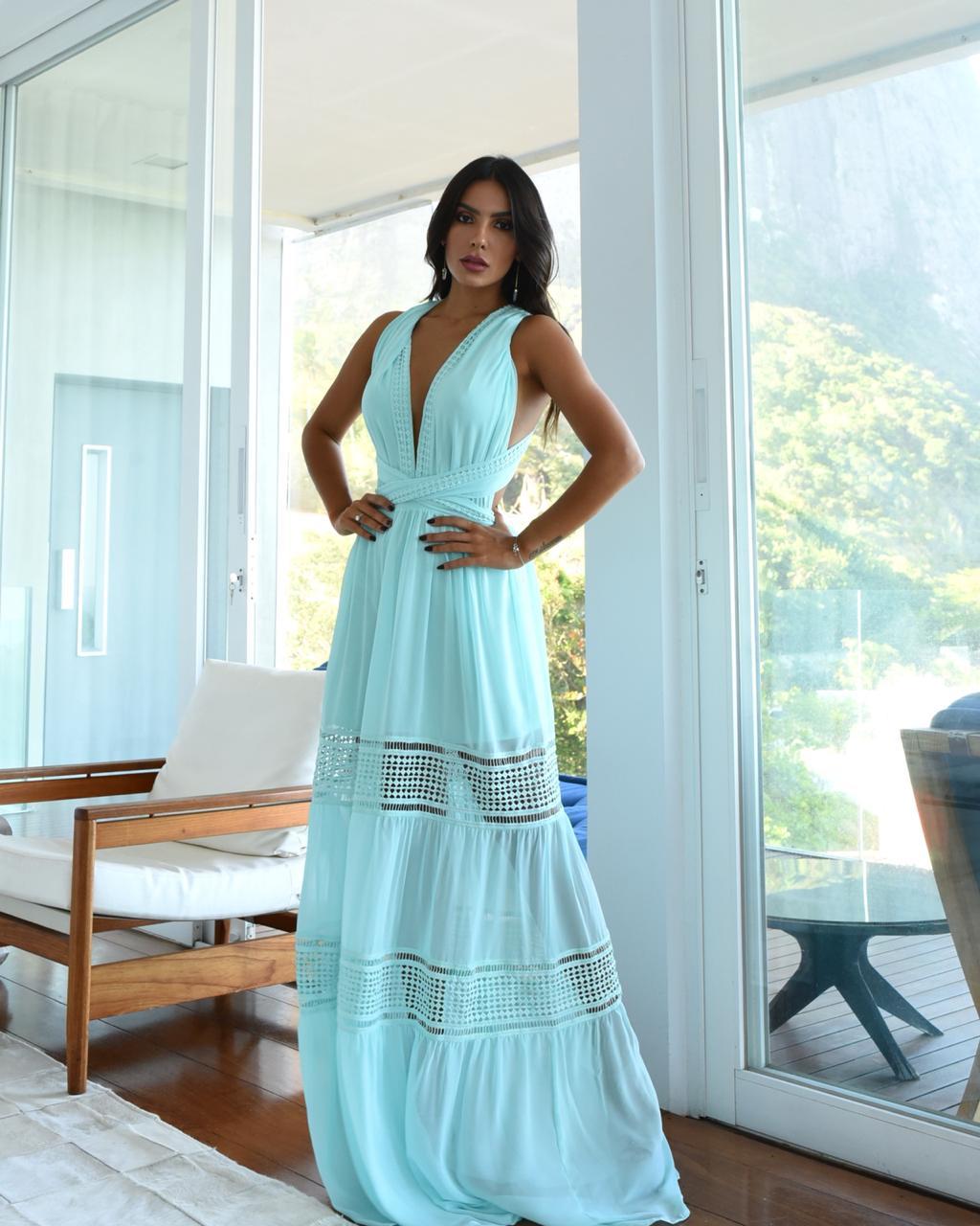 Vestido Keila  - Empório NM