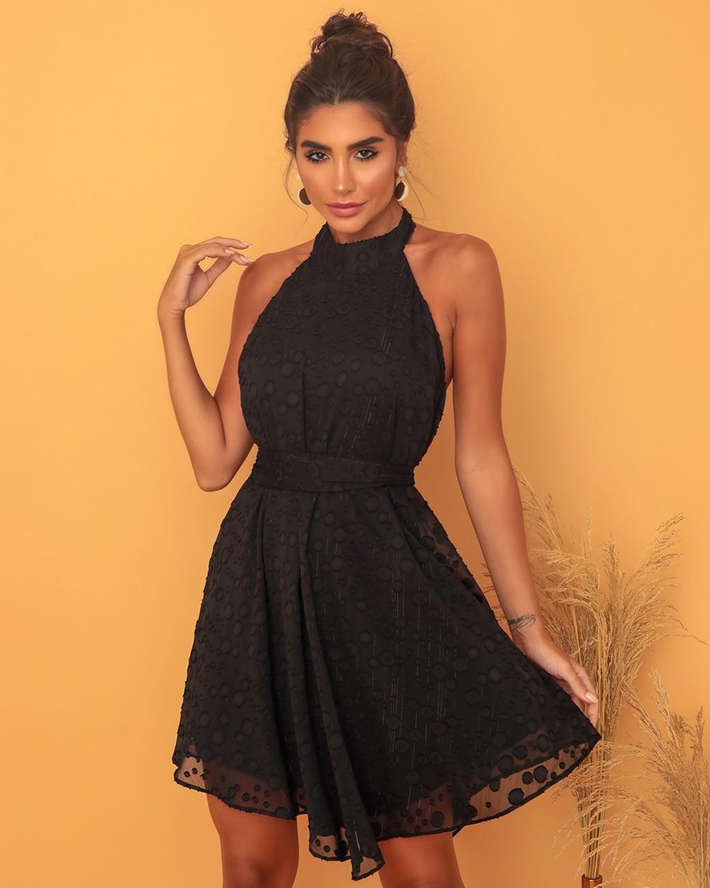 Vestido Lana  - Empório NM