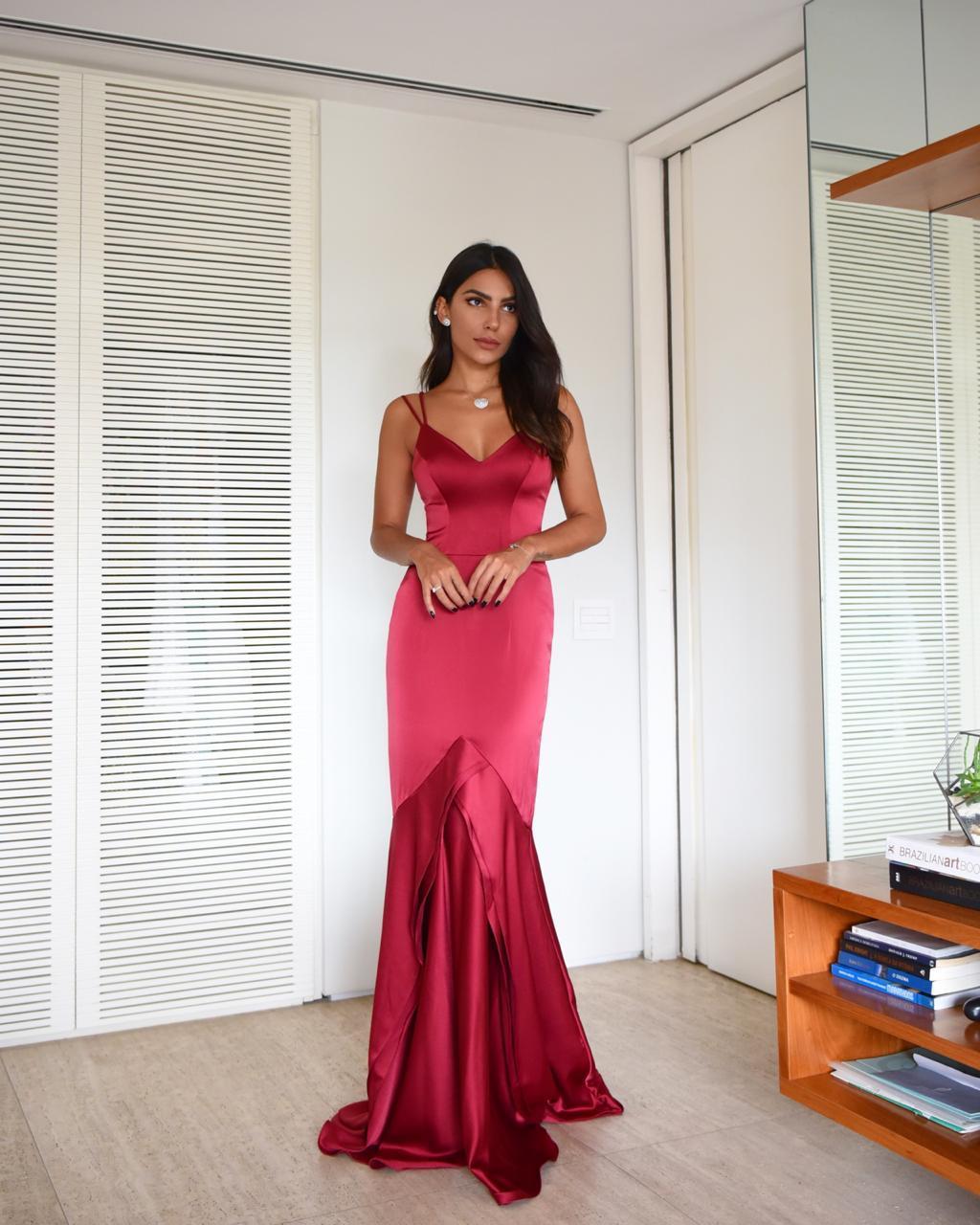 Vestido Lilian  - Empório NM