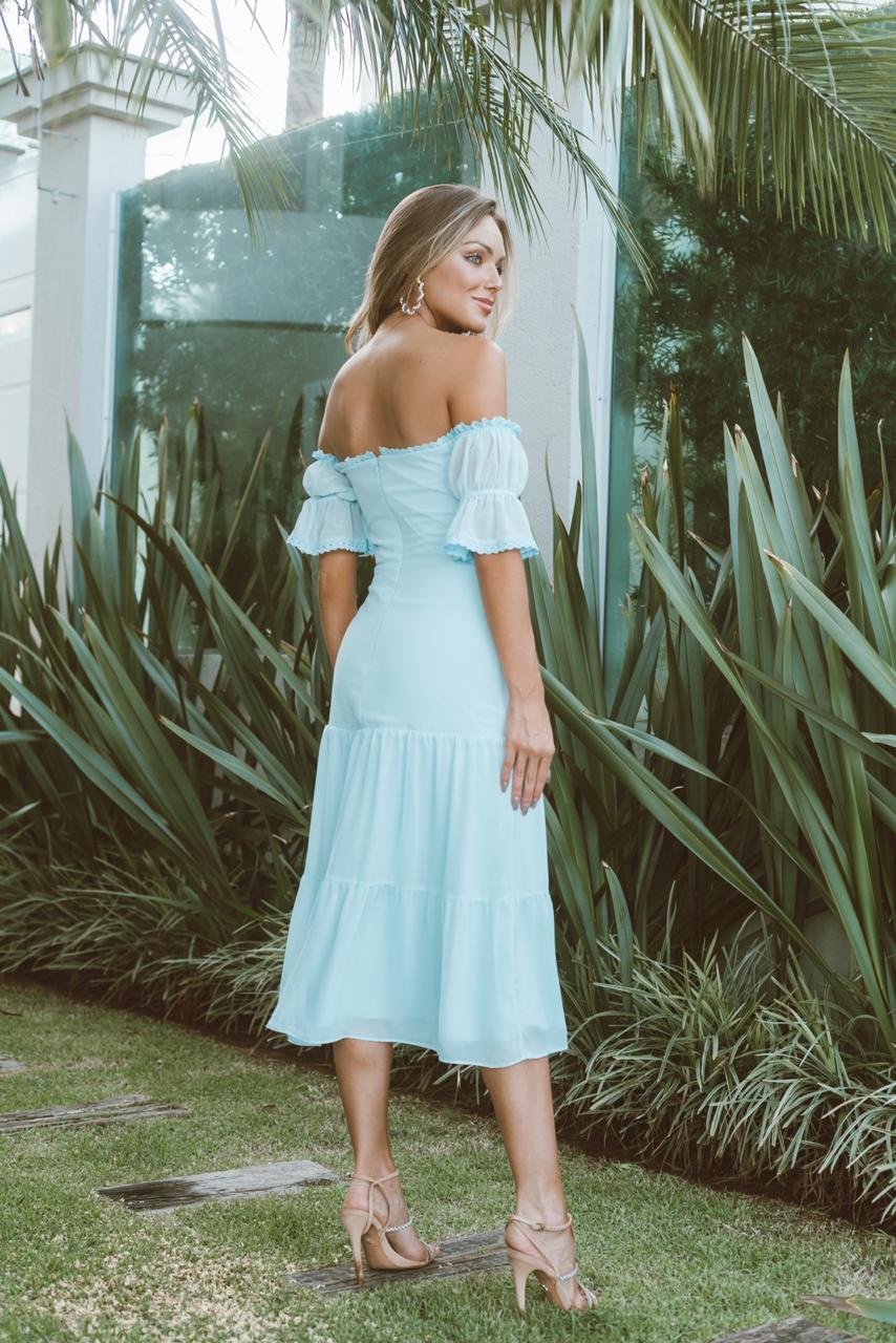 Vestido Loren  - Empório NM
