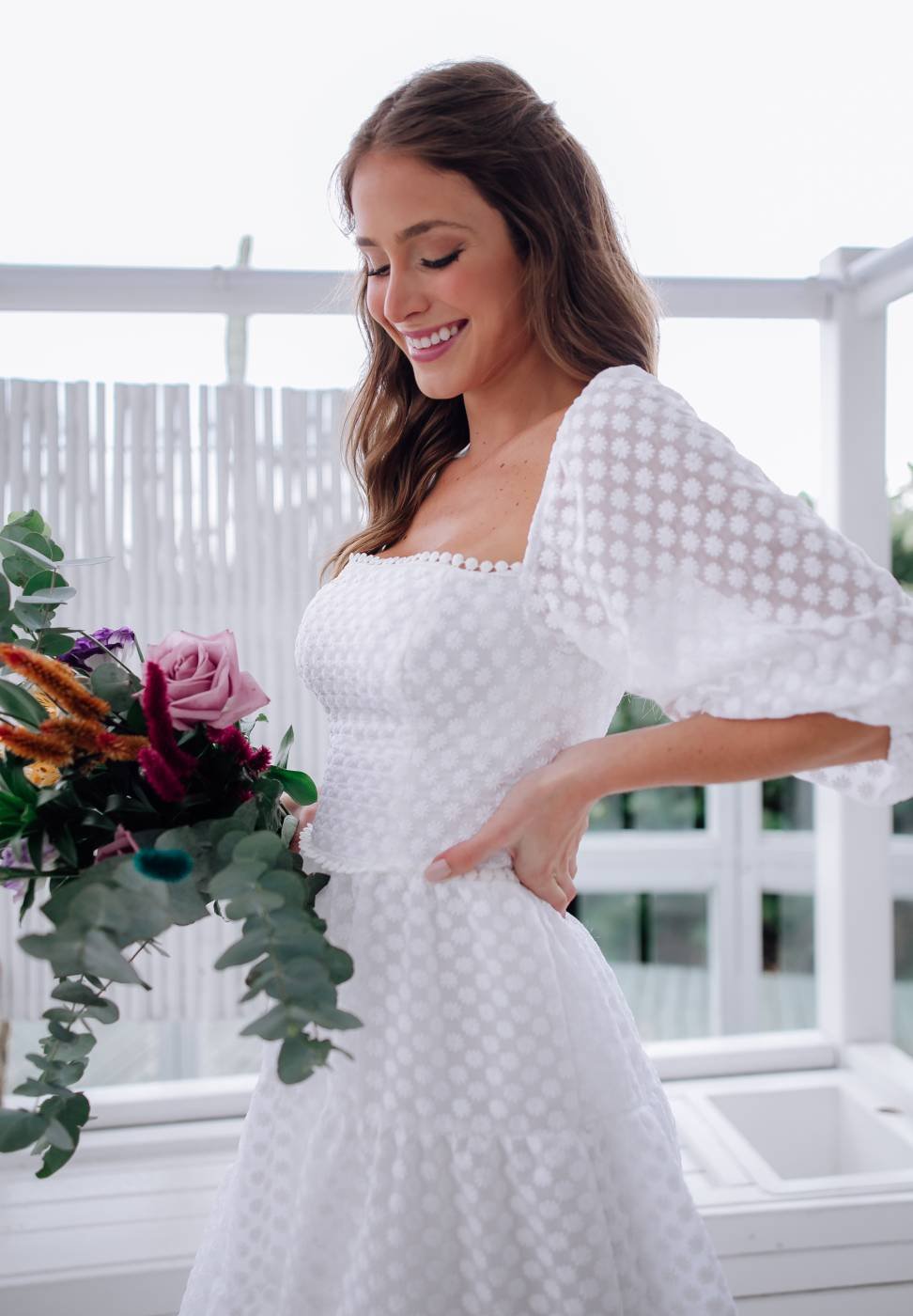 Vestido Lorena  - Empório NM