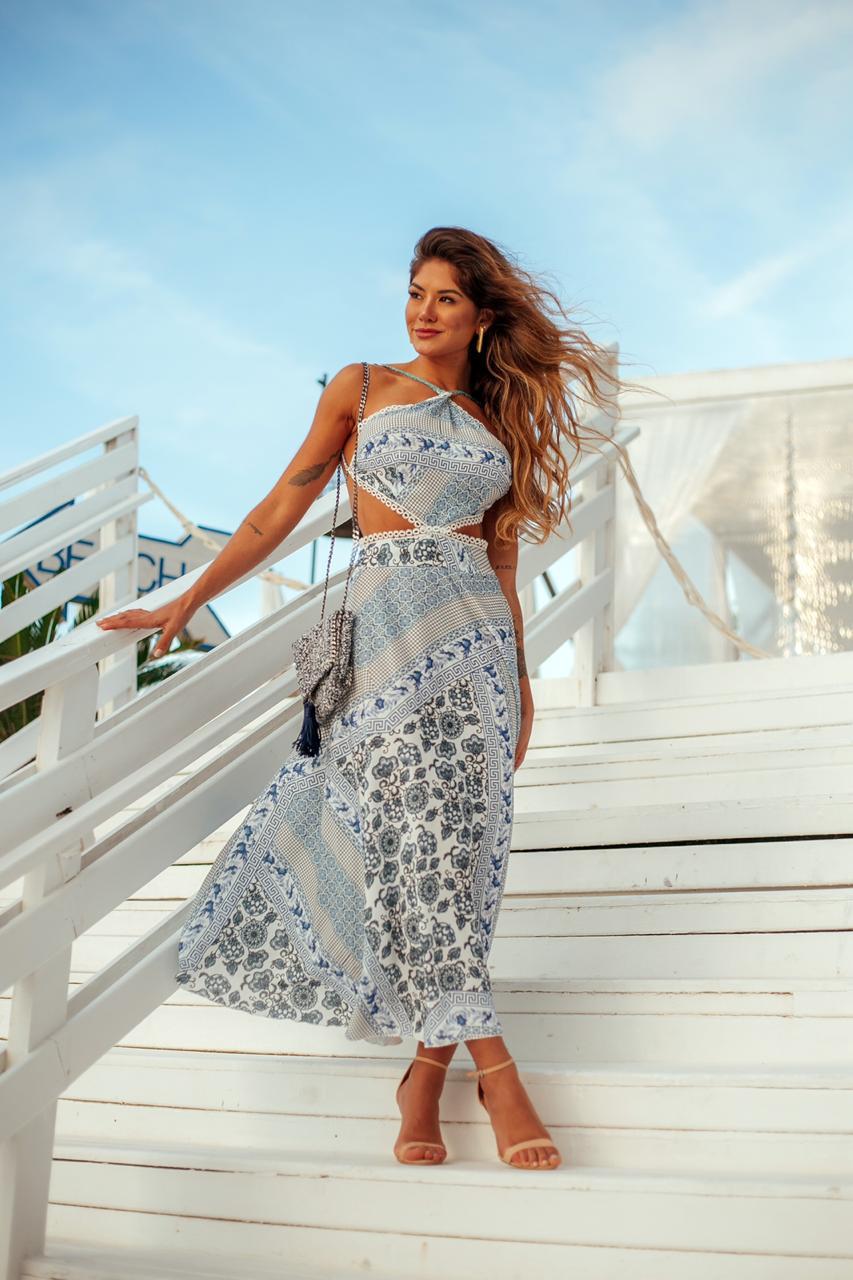 Vestido Lucelia  - Empório NM