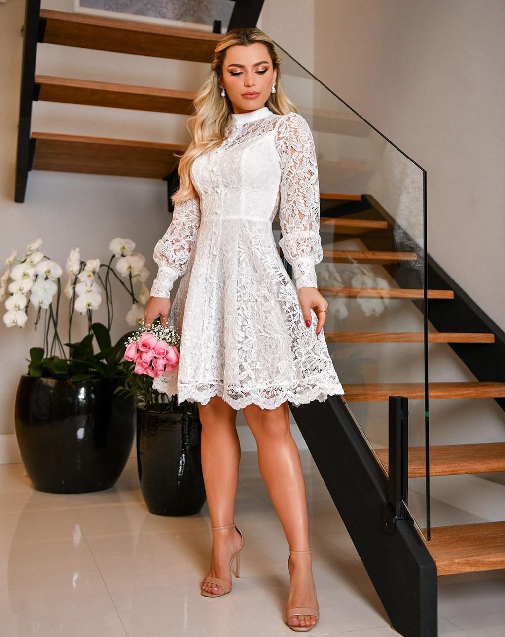 Vestido Luciana  - Empório NM