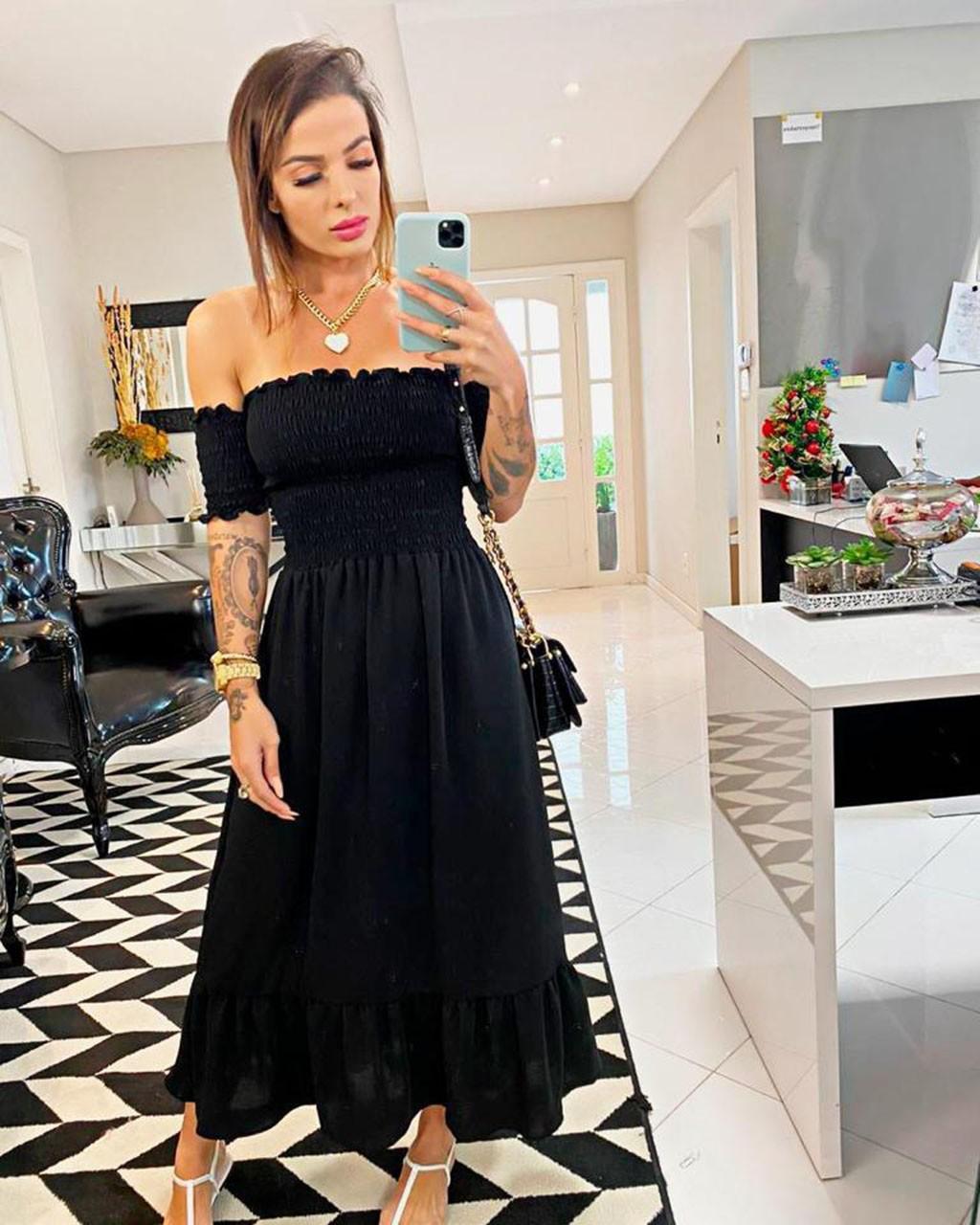 Vestido Marcela  - Empório NM
