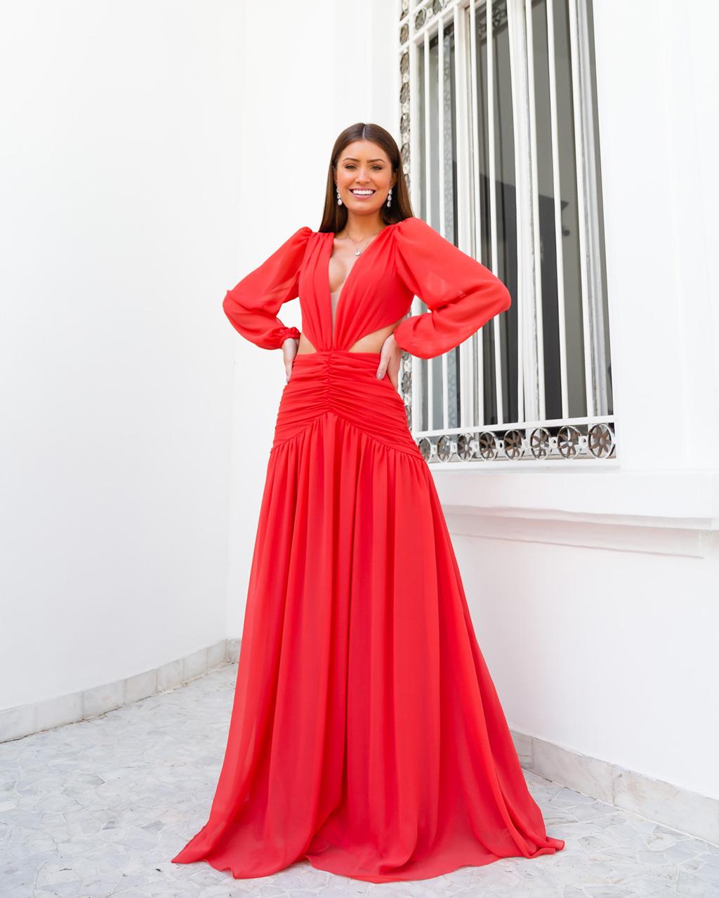 Vestido Marcy  - Empório NM