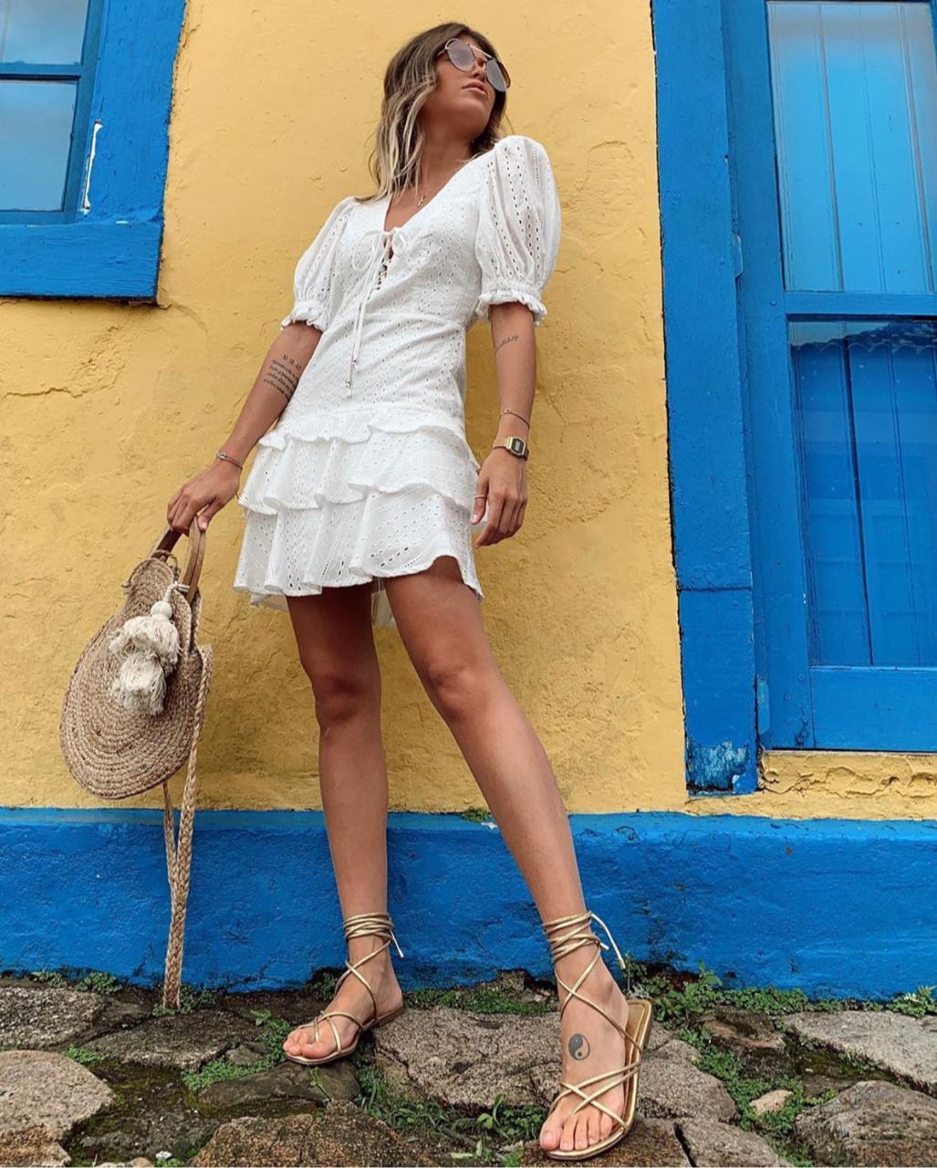 Vestido Melanie  - Empório NM