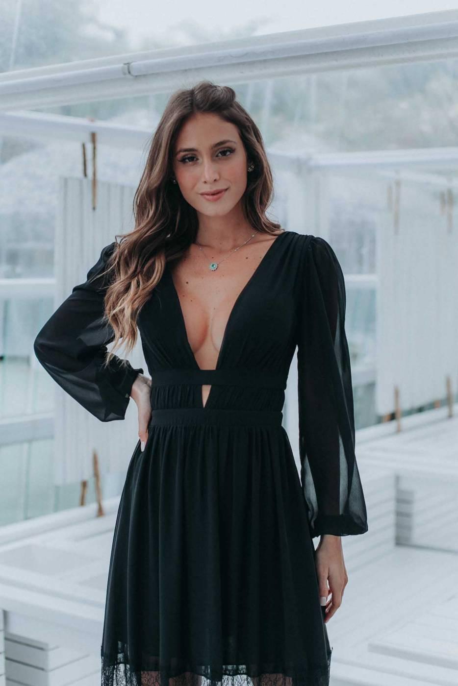 Vestido Missy