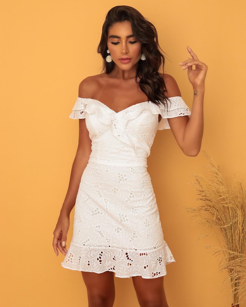 Vestido Monica  - Empório NM