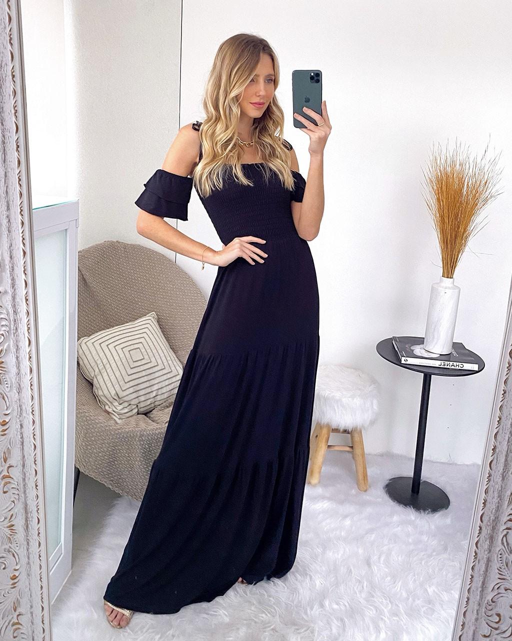 Vestido Monique  - Empório NM