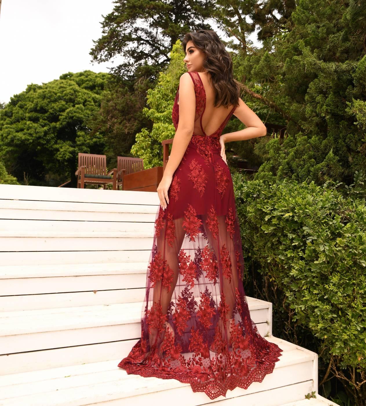 Vestido Nadia  - Empório NM