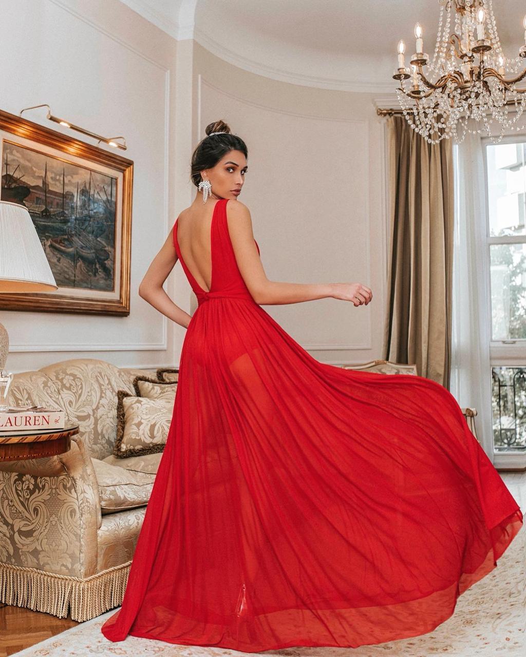 Vestido Paloma
