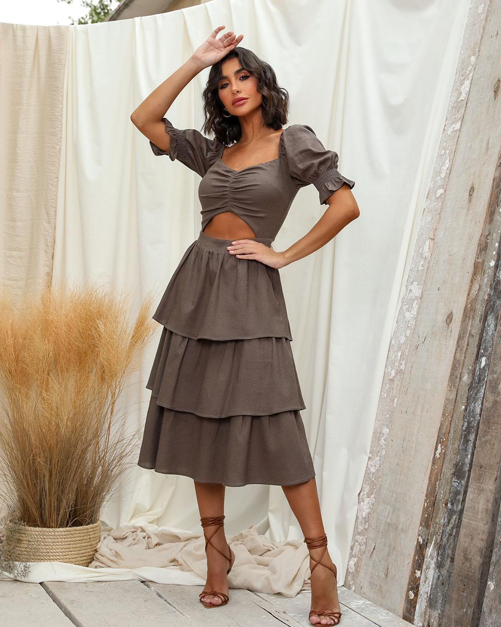 Vestido Pamela  - Empório NM
