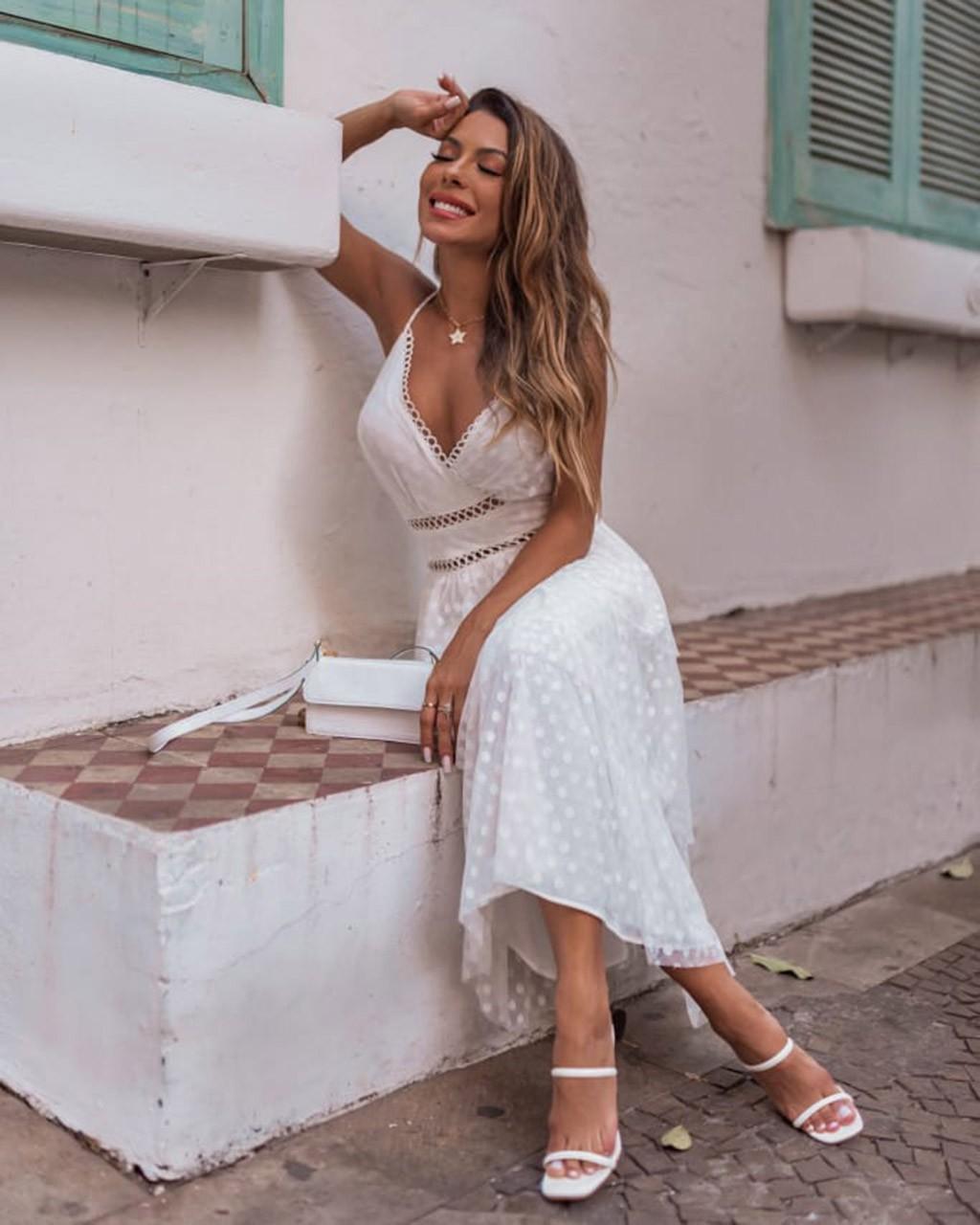 Vestido Perla  - Empório NM