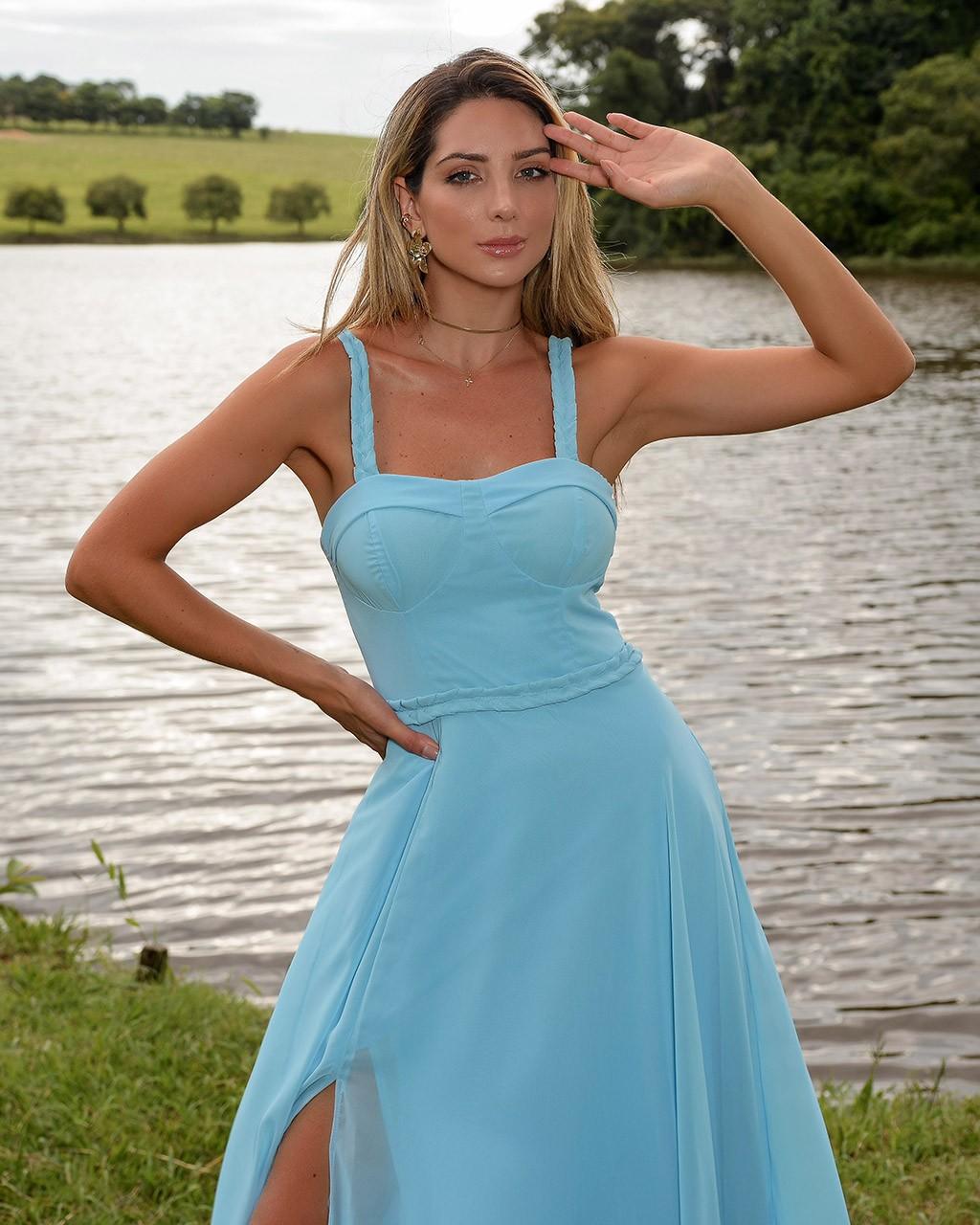 Vestido Priscila  - Empório NM