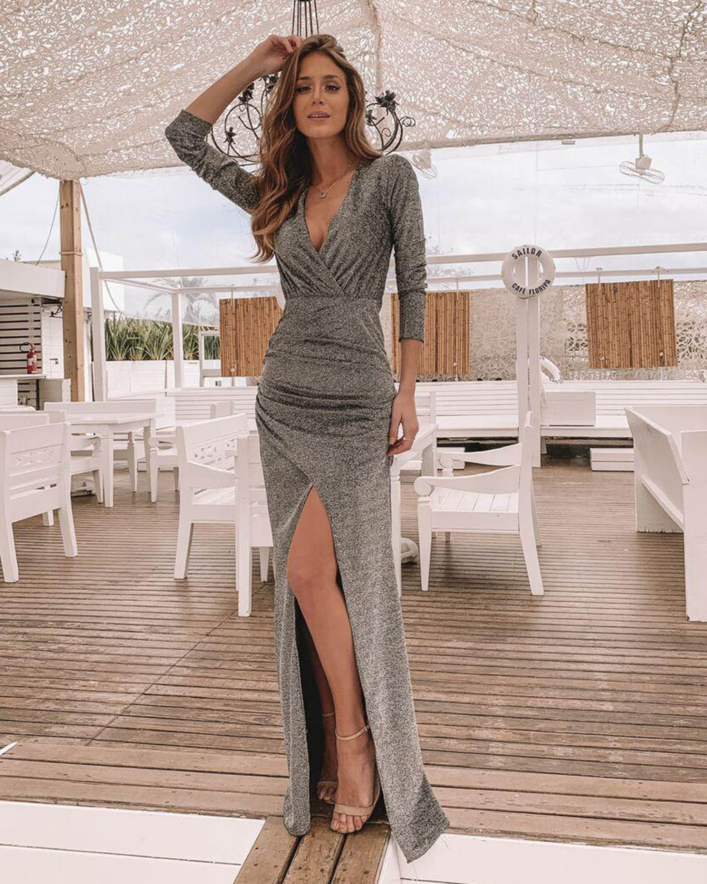 Vestido Quitéria  - Empório NM