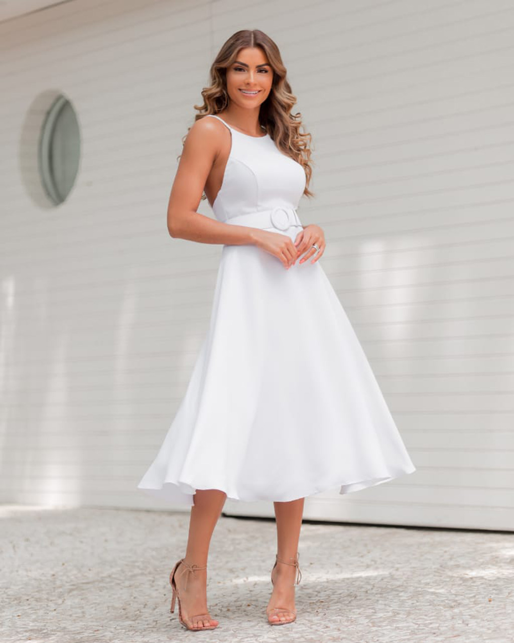 Vestido Ramona  - Empório NM