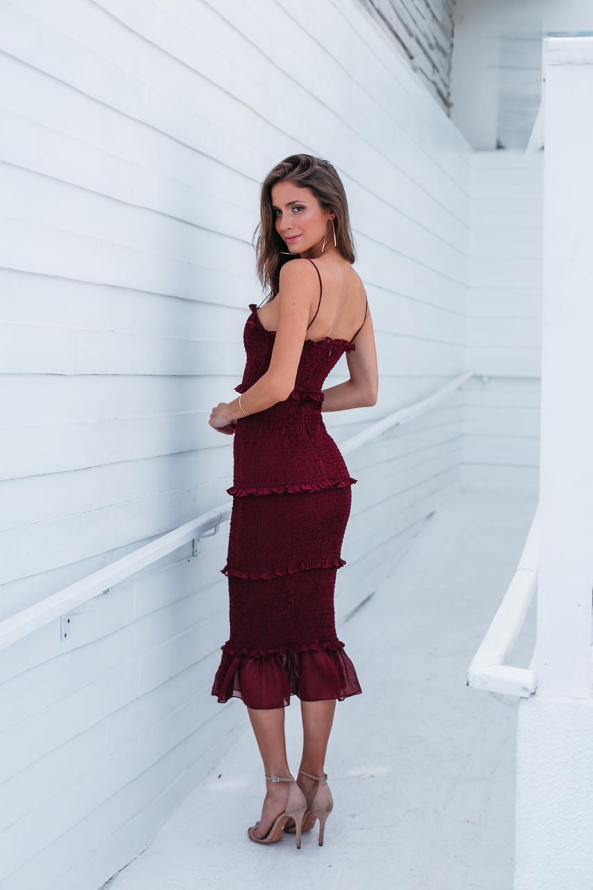 Vestido Rosie