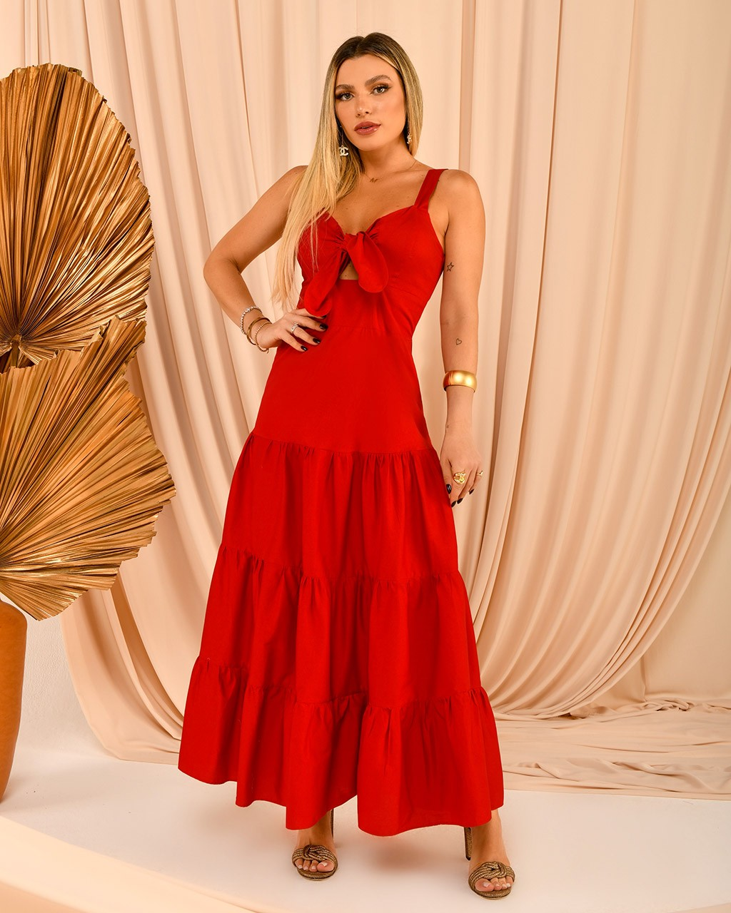 Vestido Rubia  - Empório NM