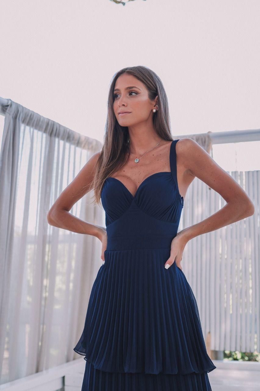 Vestido Sabrina  - Empório NM