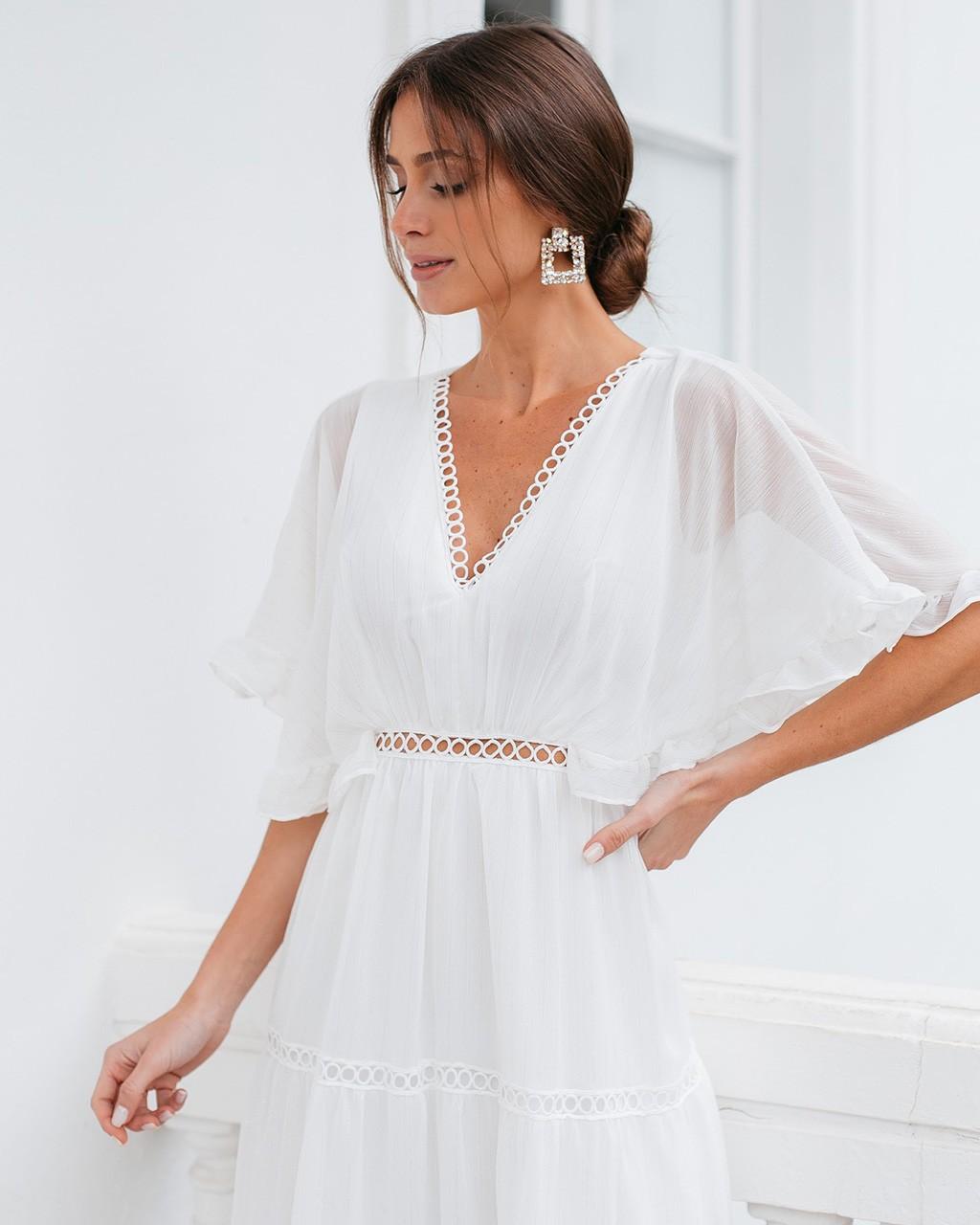 Vestido Samira  - Empório NM