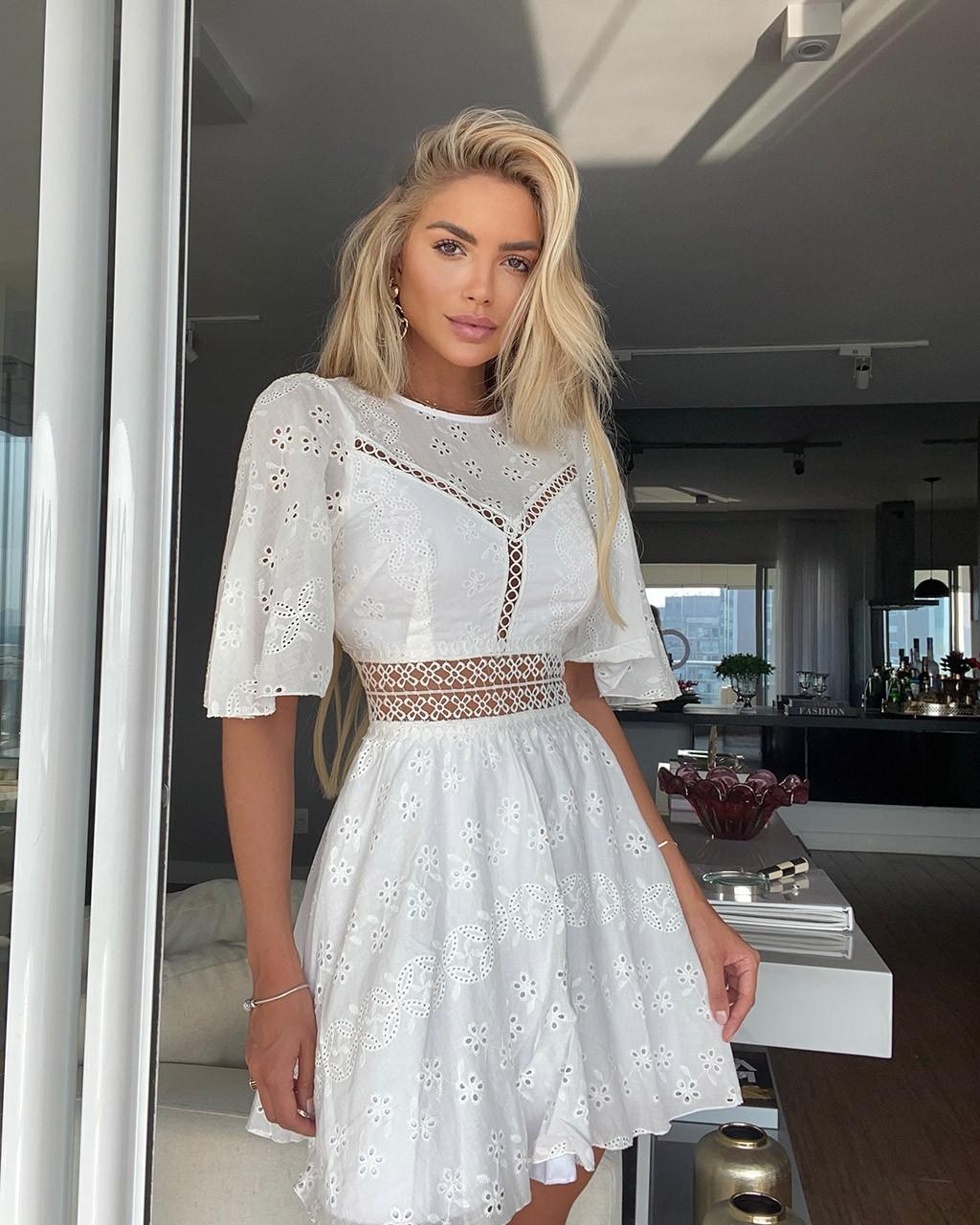 Vestido Silvana  - Empório NM