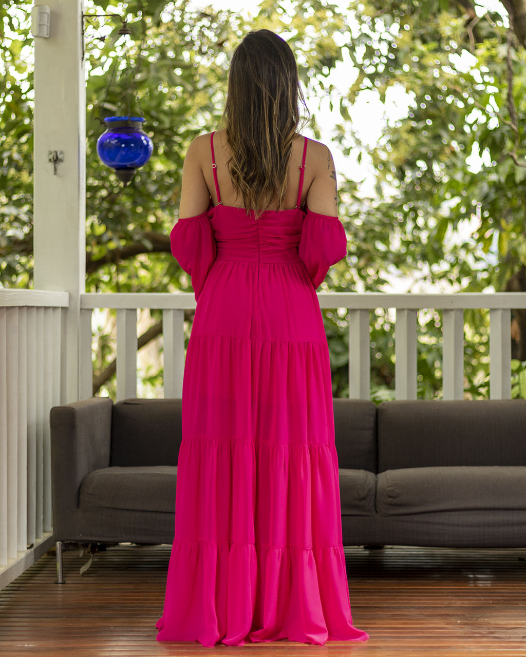 Vestido Solange  - Empório NM
