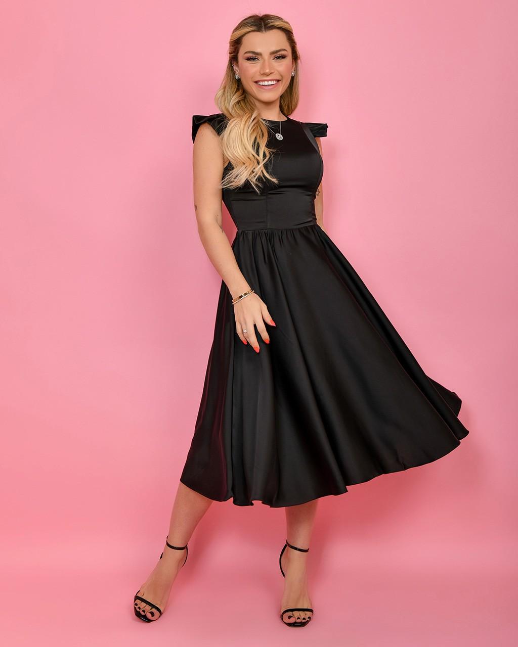 Vestido Stella  - Empório NM