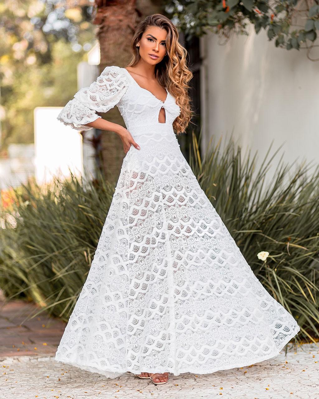 Vestido Tamara  - Empório NM
