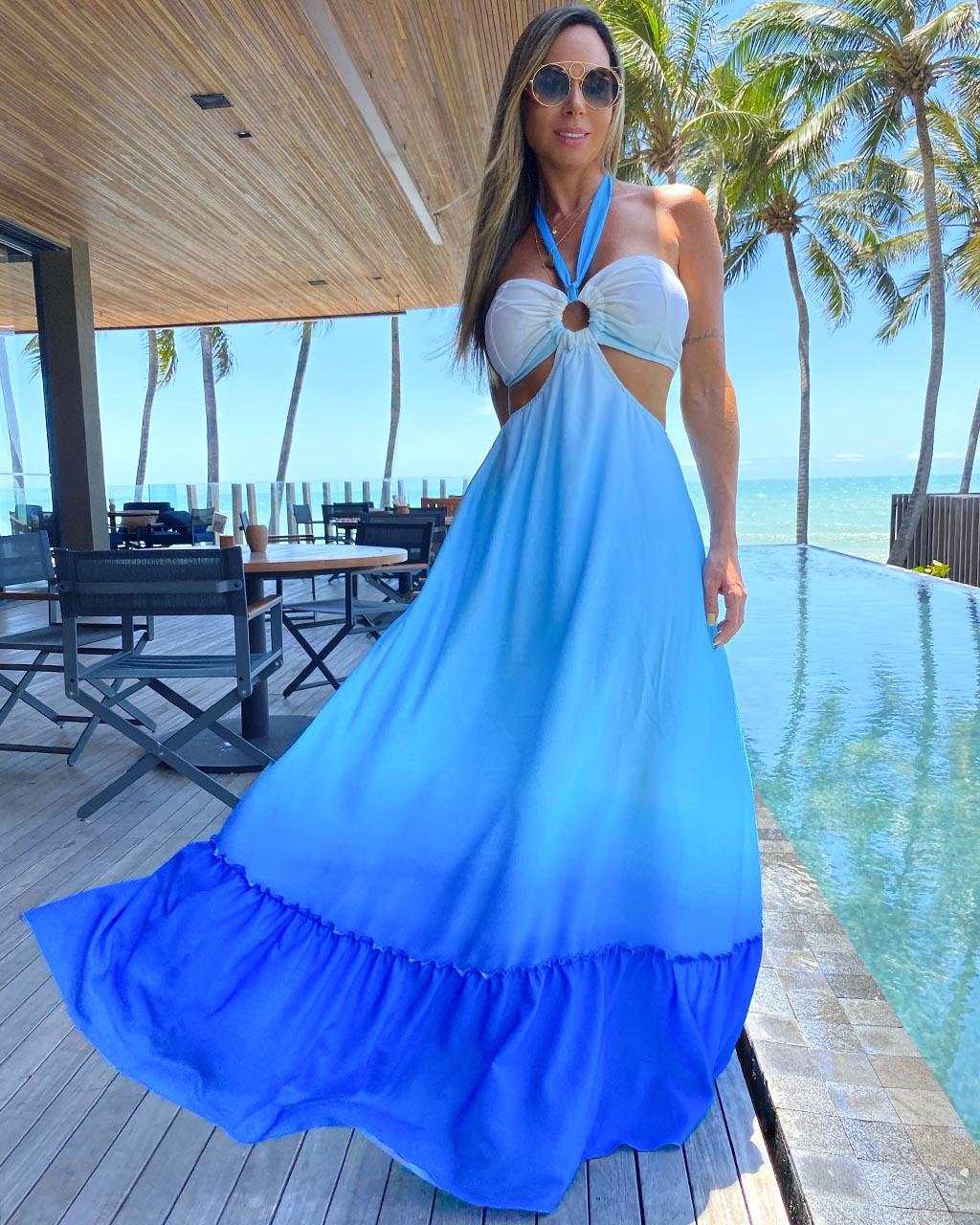 Vestido Tatiana  - Empório NM