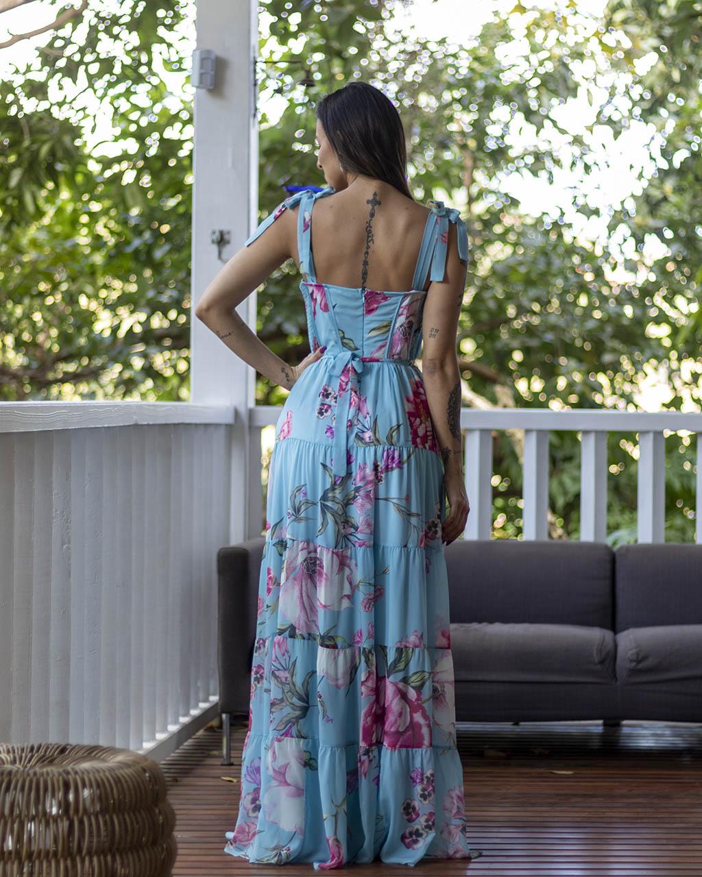 Vestido Thabata  - Empório NM