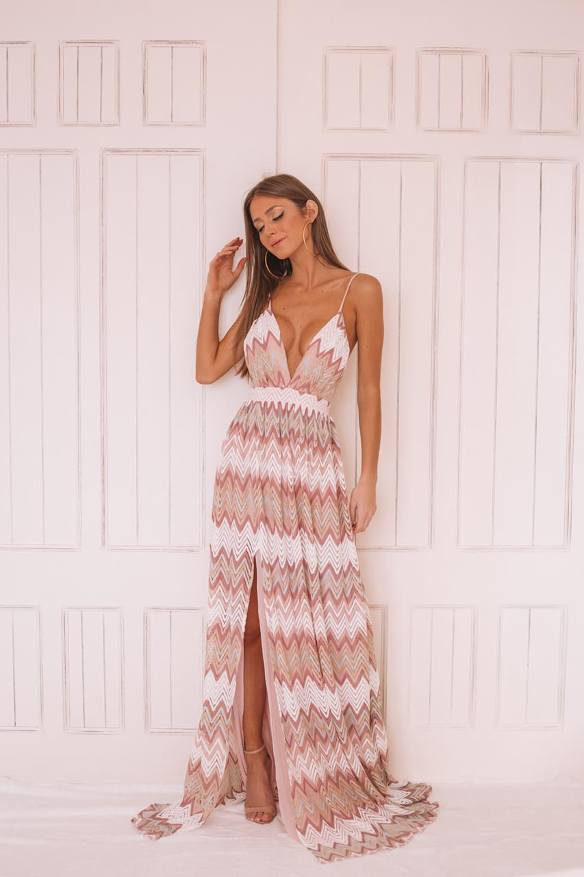 Vestido Vilma Tricot