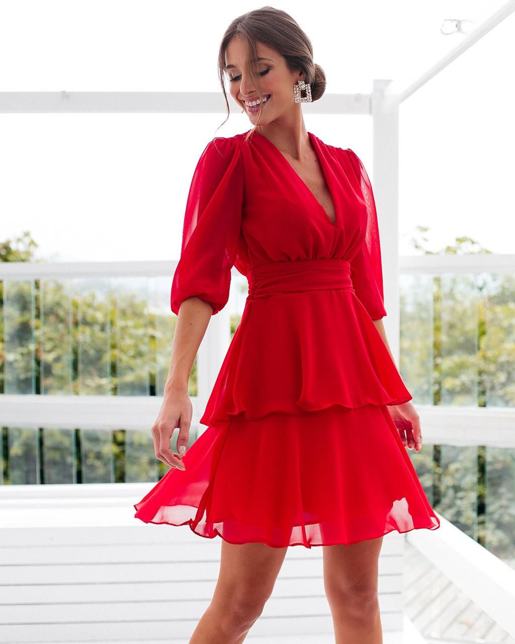 Vestido Vitoria  - Empório NM