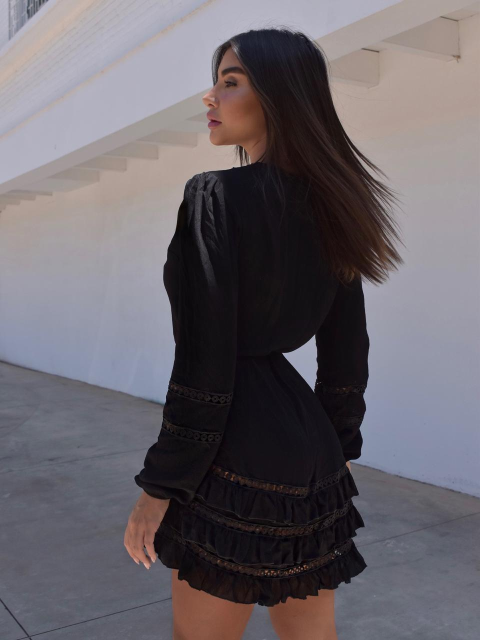 Vestido Wanda
