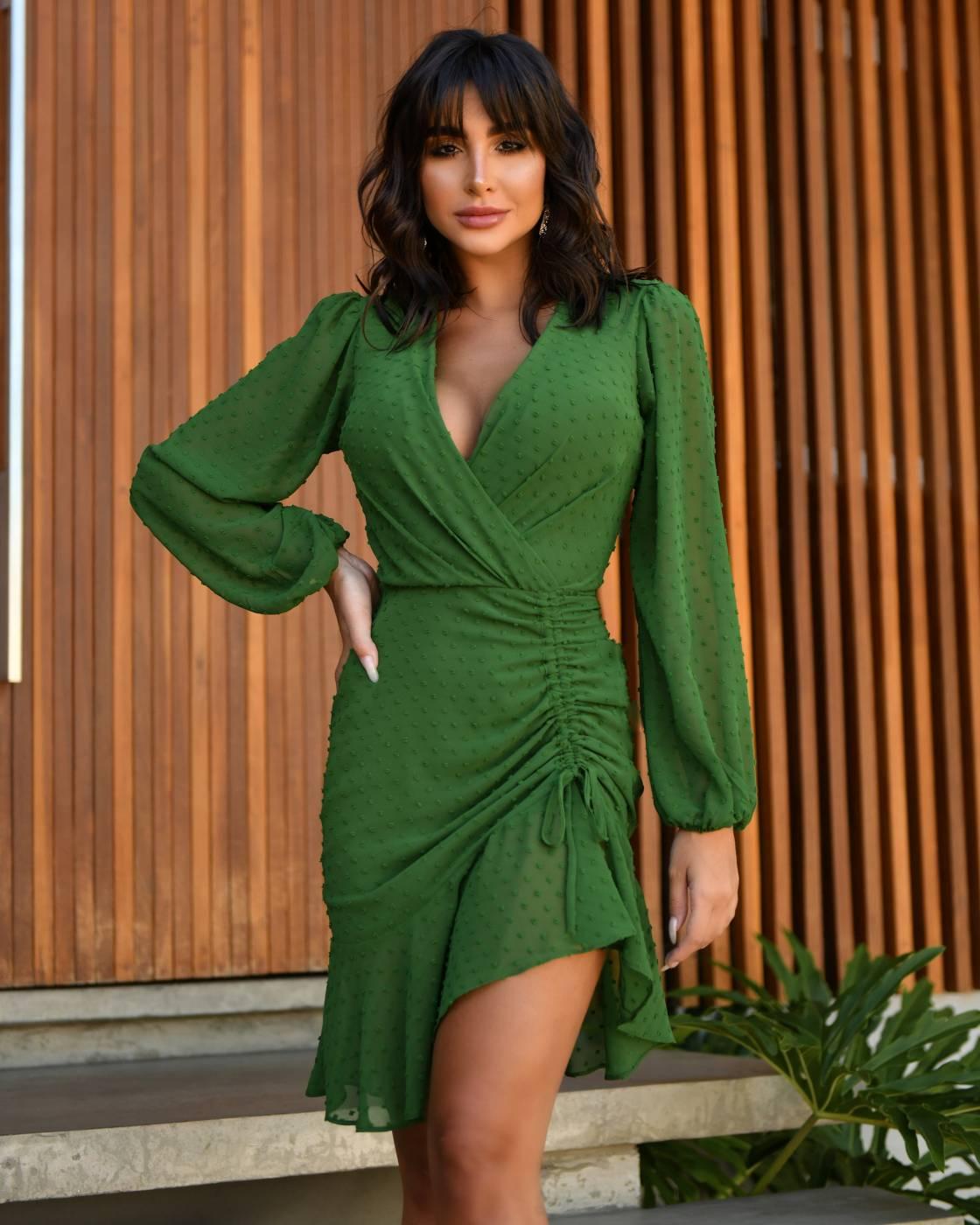 Vestido Yasmin  - Empório NM